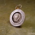Mayan Compass pendant - original 2005 piece